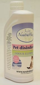 Baby Disinfectant 1L side on