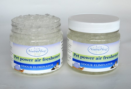 neutrahaze power air freshener